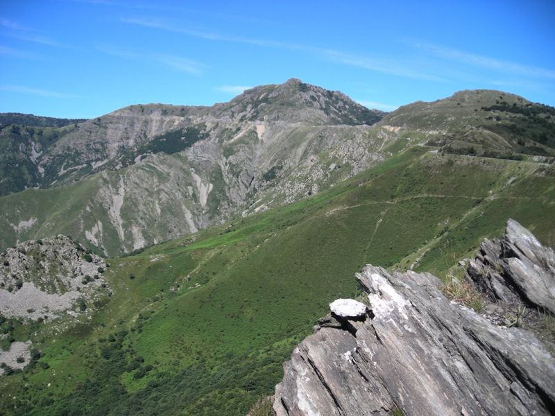 Mount Dente's panorama
