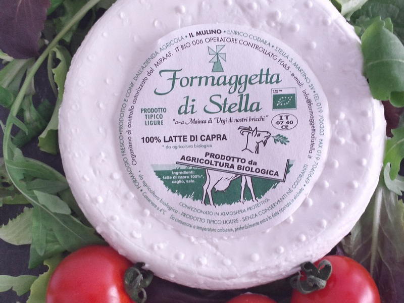 Formaggetta of Stella